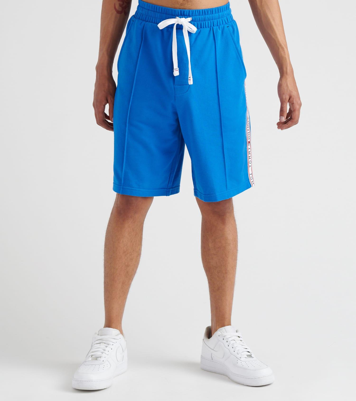 Tommy Hilfiger Grey Cotton Short
