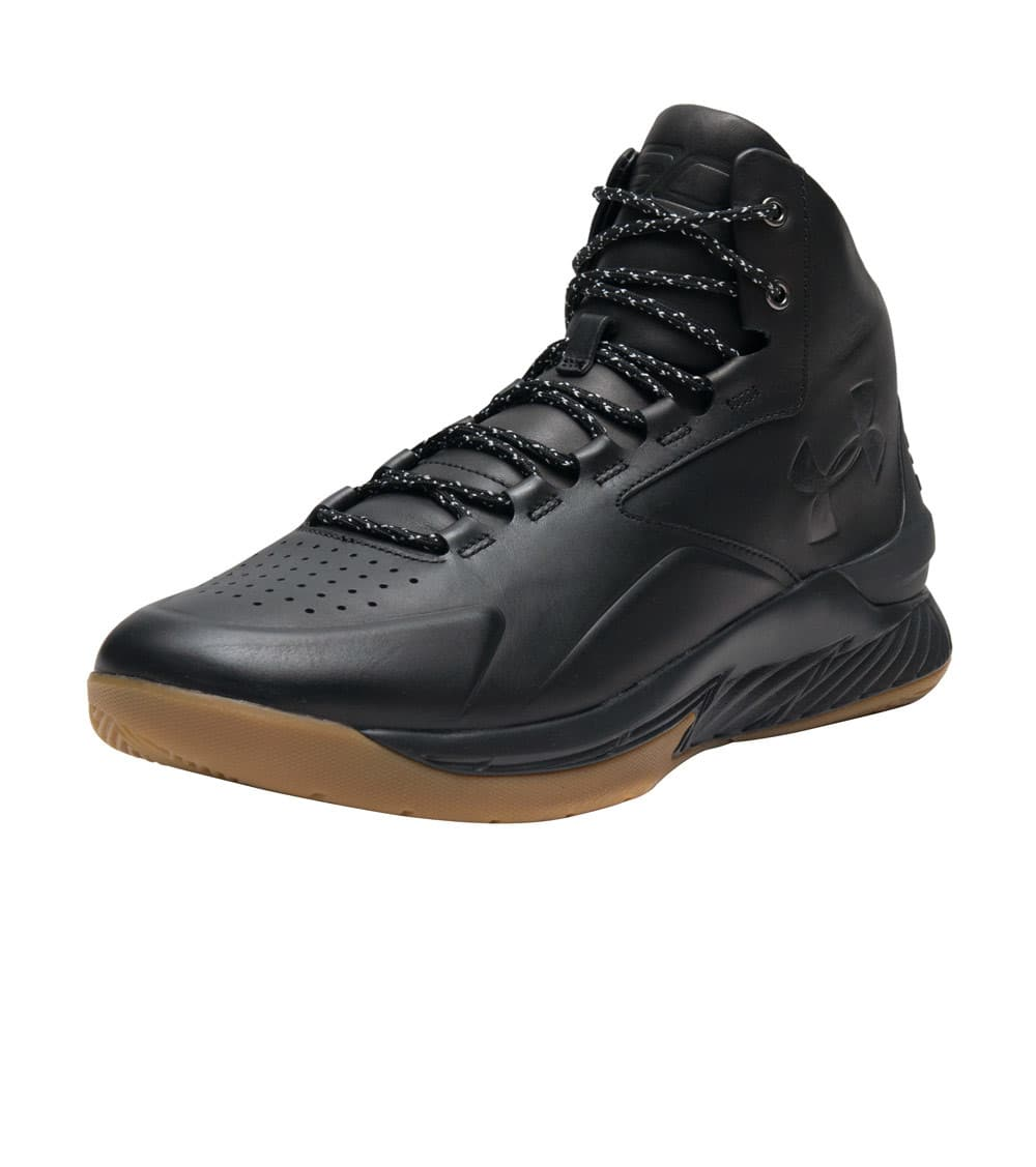 low priced 3d8e5 f4457 CURRY 1 LUX MID LEATHER