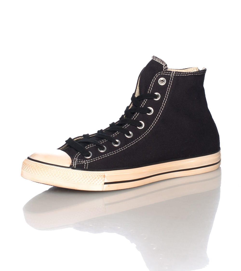 CONVERSE Converse CHUCK TAYLOR ALL STAR 70 ZIP HI suede cloth shoes black size US11 .5 = 30cm regular article 23065
