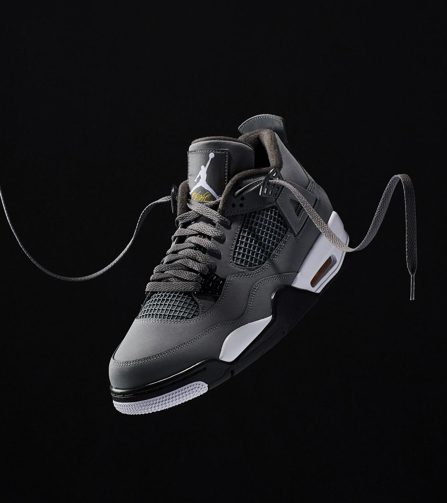 """nouveau concept 15632 e5073 Air Jordan Retro 4 """"Cool Grey"""""""
