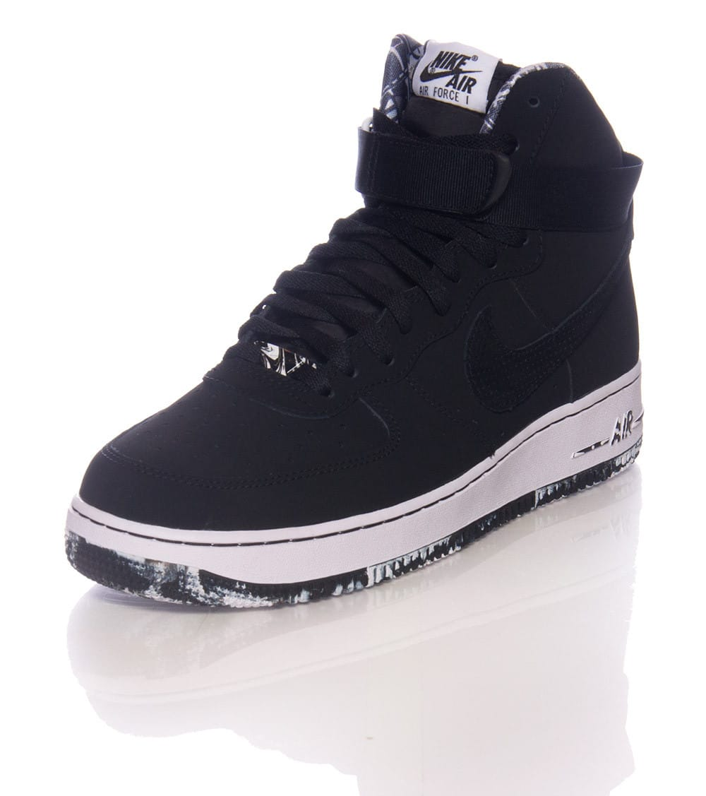 NIKE AIR FORCE ONE HIGH TOP SNEAKERS