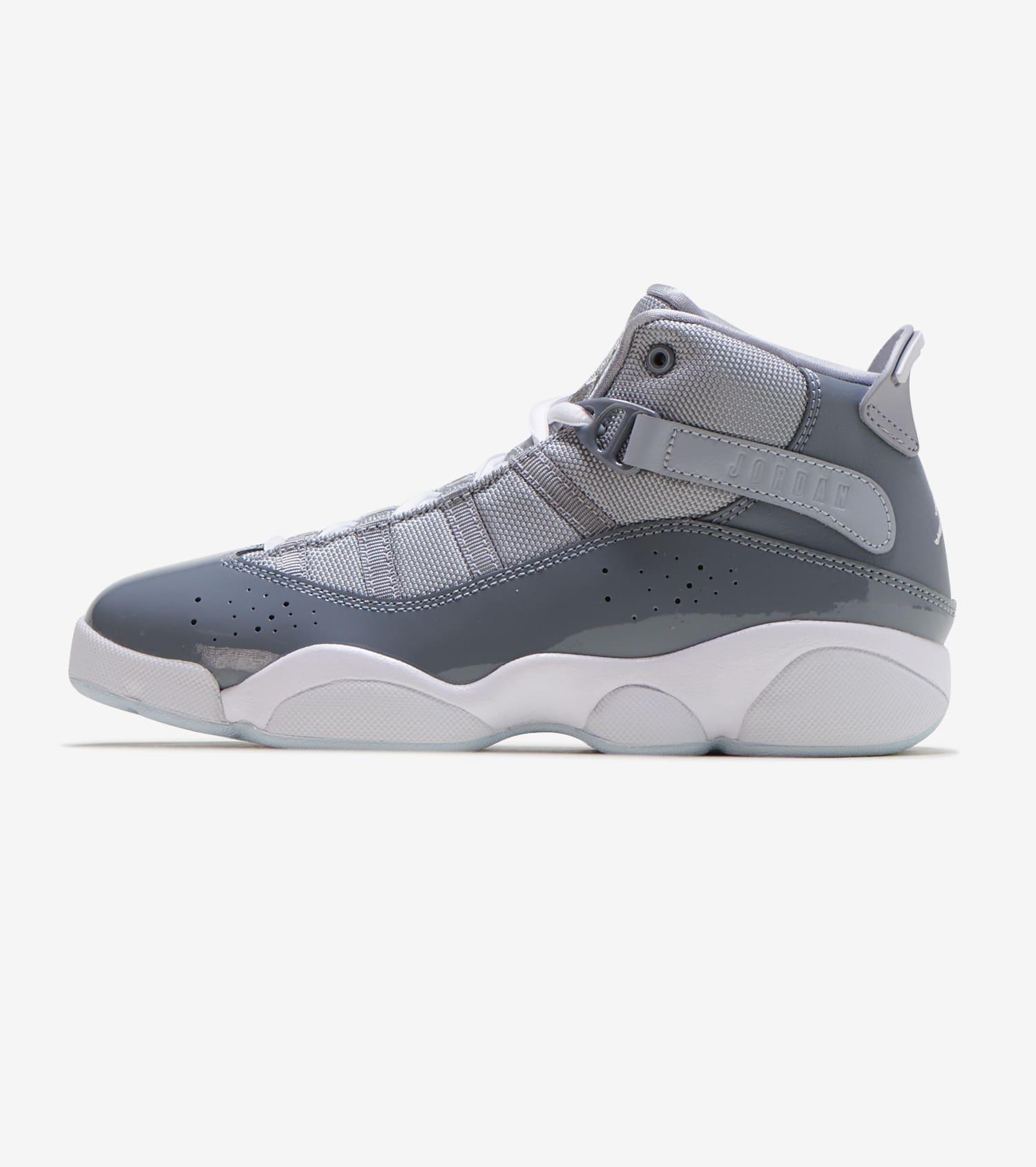 newest c13a2 9c9c6 6 Rings Shoe