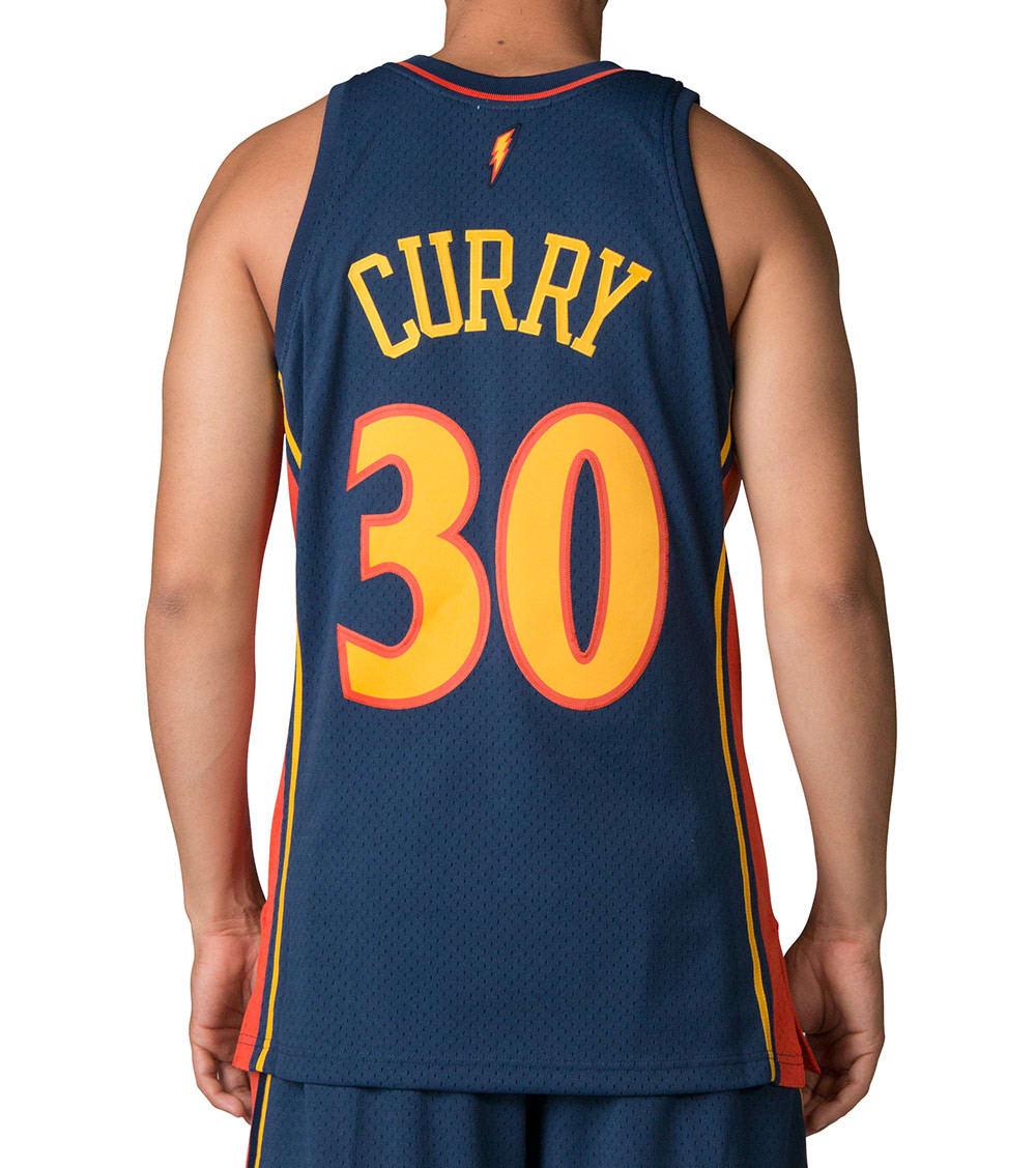super popular b78fc 0cfe1 Golden State Warriors Steph Curry Jersey