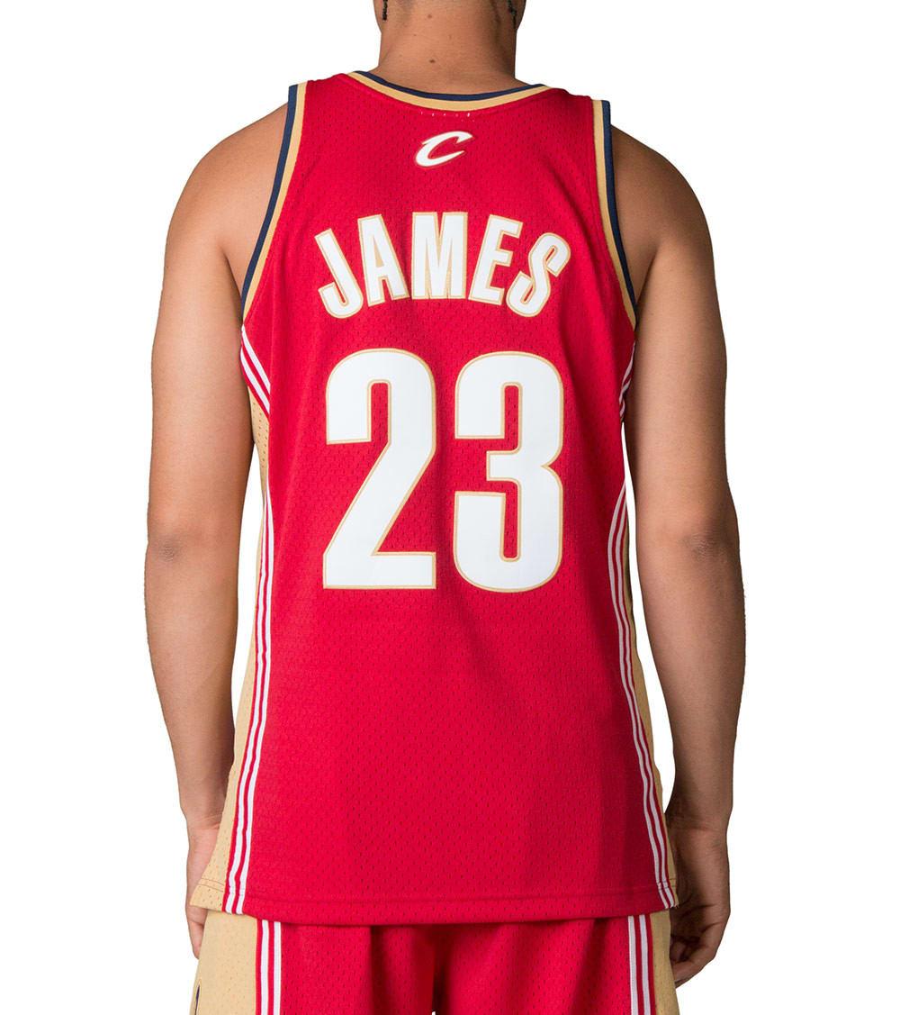 superior quality d06c1 f0bdf Cleveland Cavaliers Lebron James Jersey