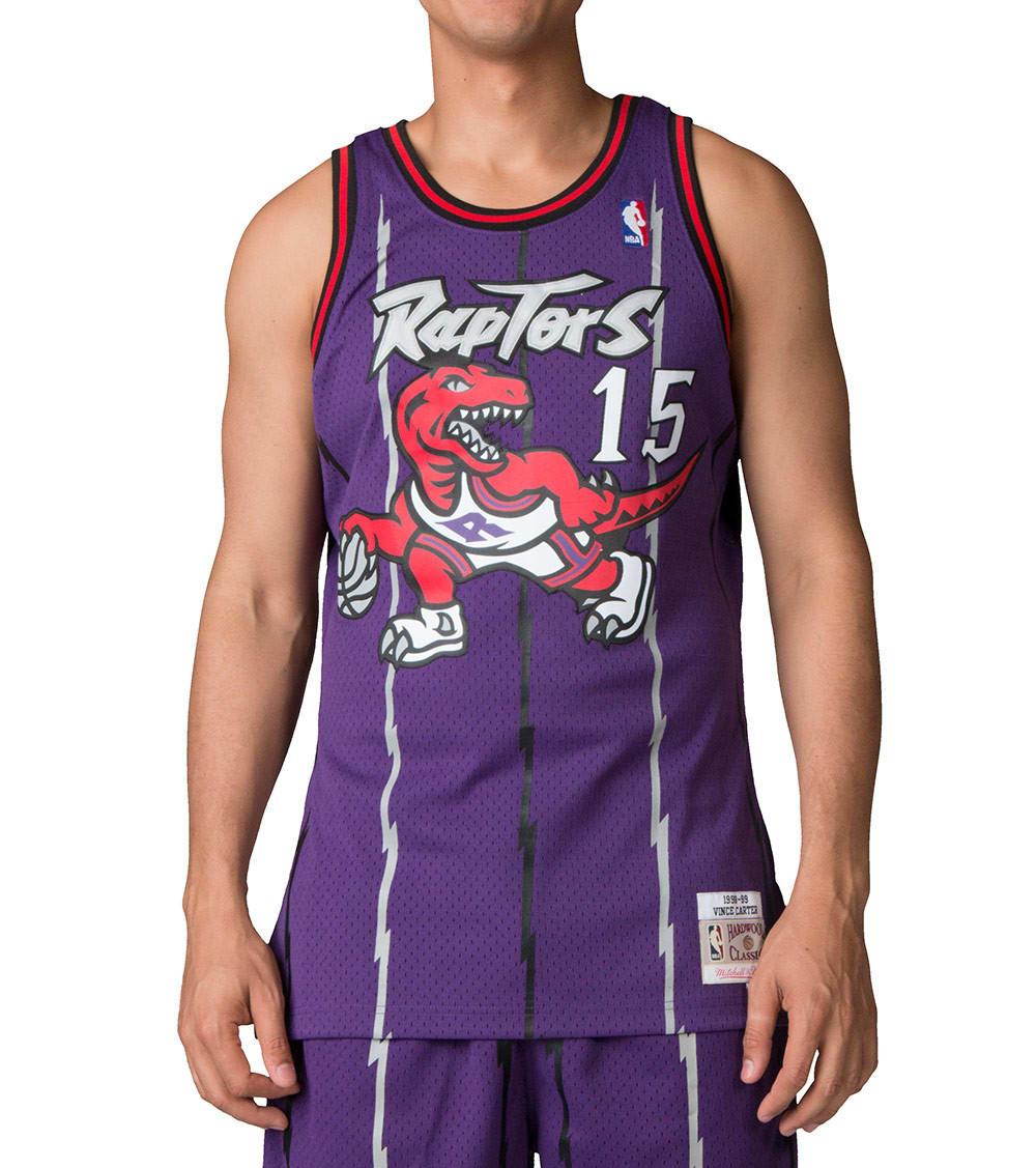 huge discount 775ca bd125 Toronto Raptors Vince Carter Jersey