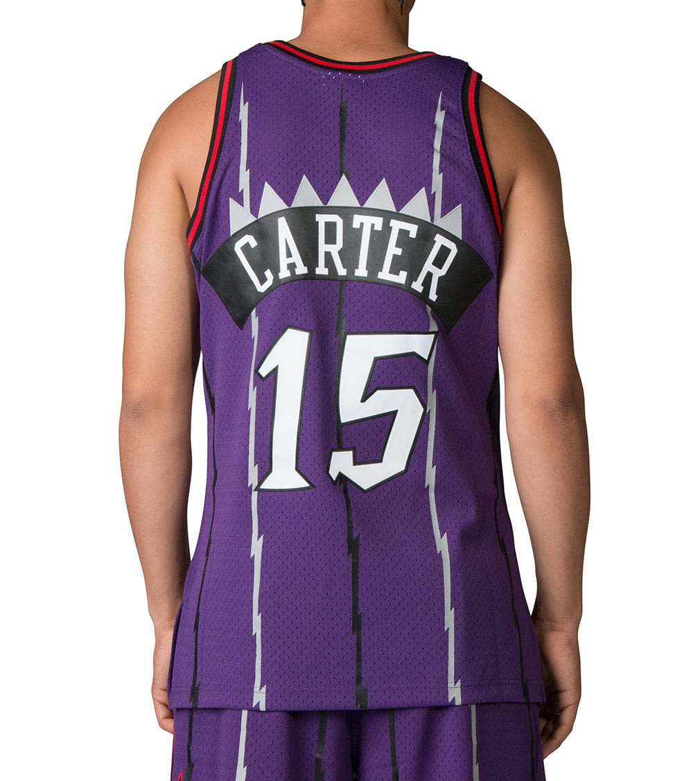 huge discount 20a08 c017d Toronto Raptors Vince Carter Jersey
