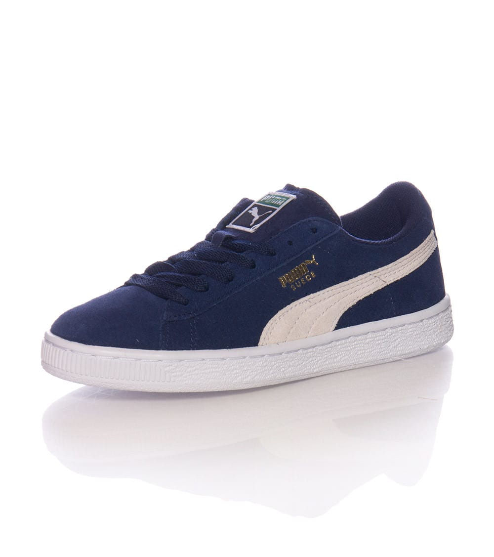 info for 7a08f 44745 SUEDE JR SNEAKER
