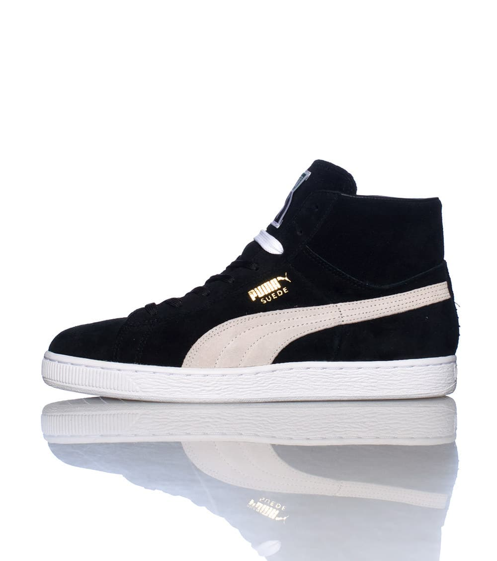SUEDE MID CLASSIC SNEAKER
