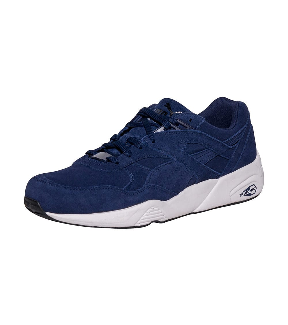 plus récent 2f67b 5beca R698 ALL OVER SUEDE SNEAKER