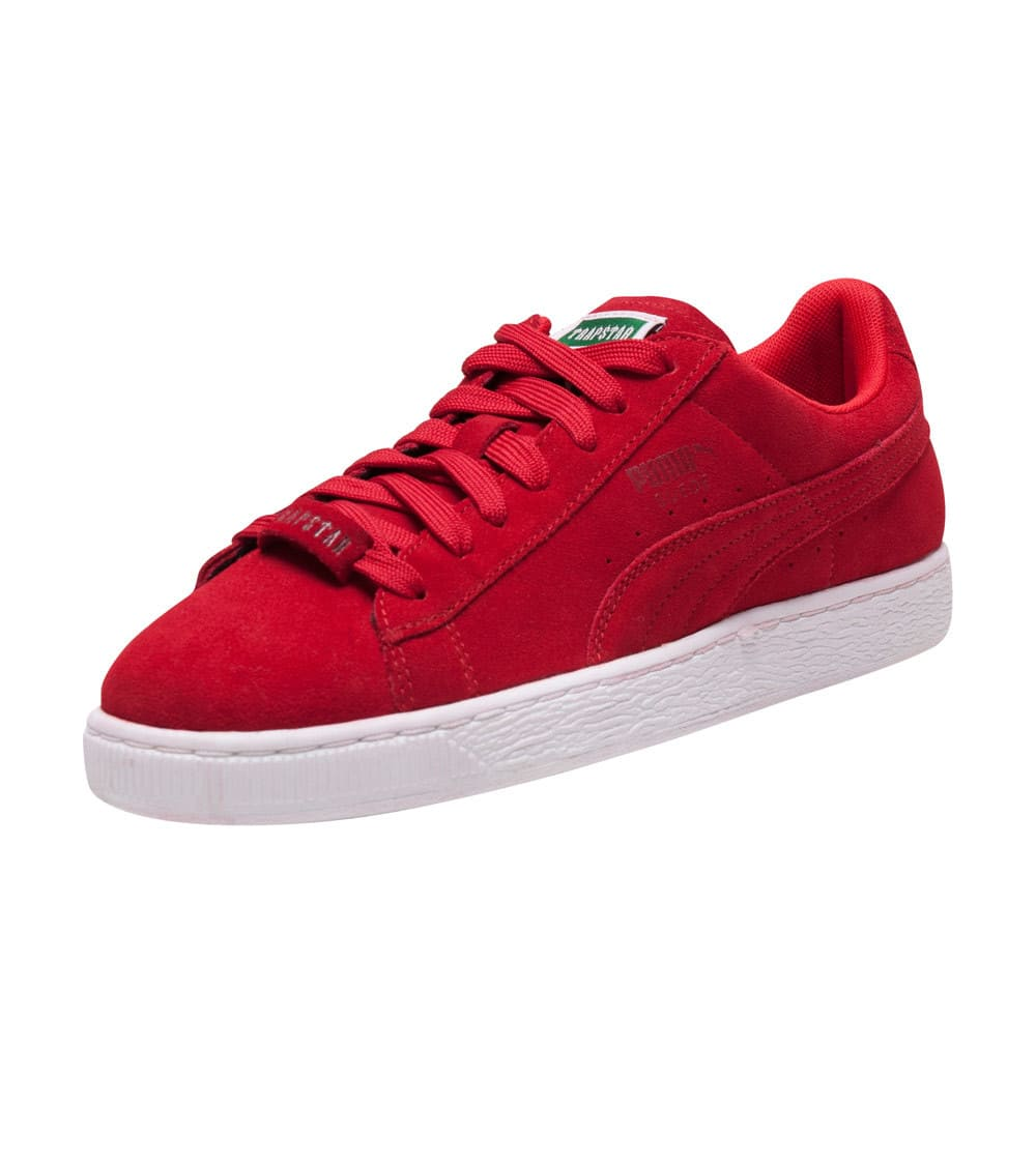 timeless design e0c93 dffed SUEDE X TRAPSTAR SNEAKER