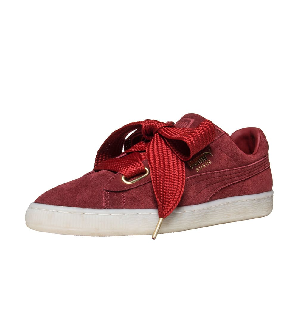 best sneakers 0e71b 3fa2c Suede Heart Celebrate