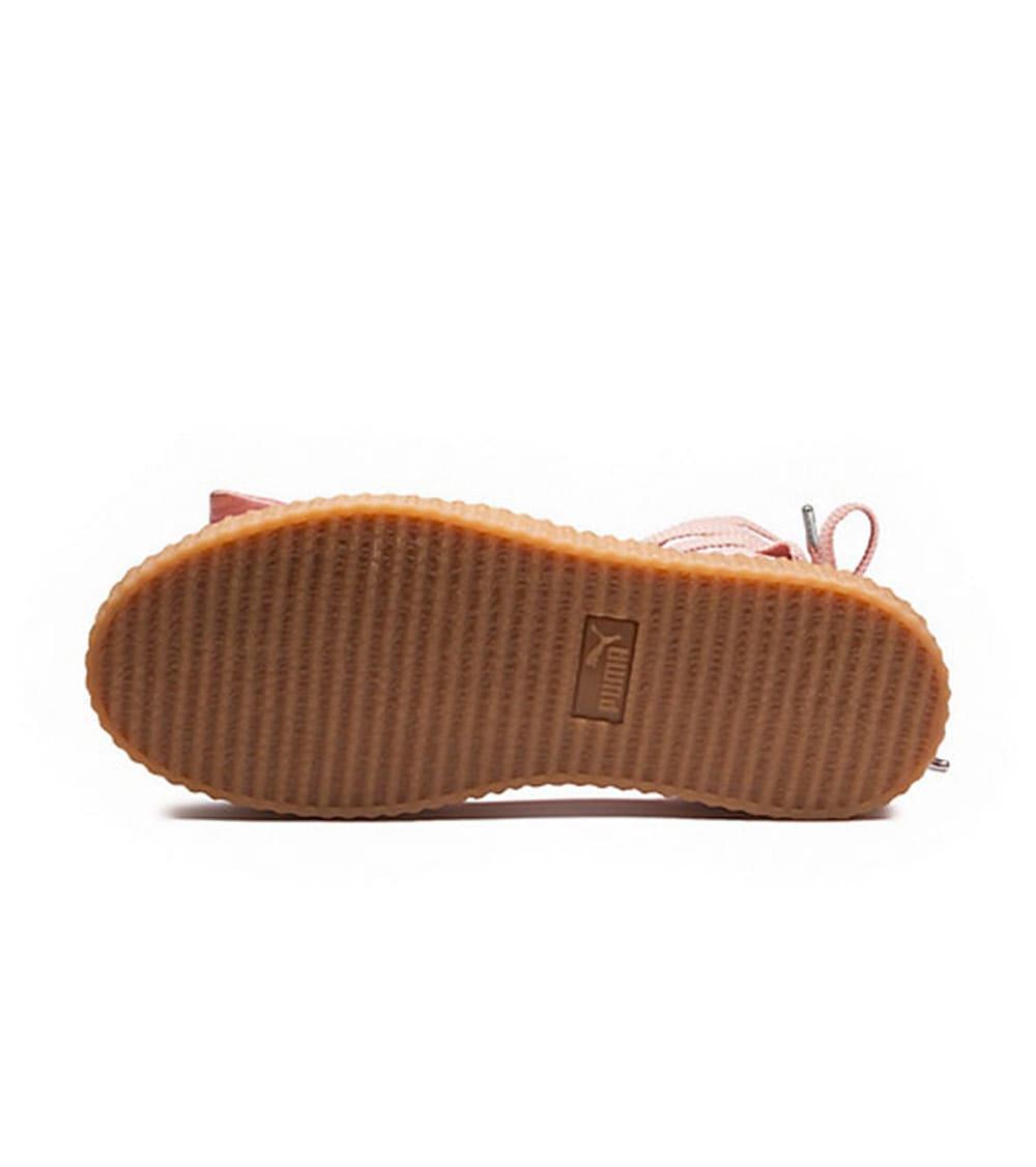 best service 1f9a9 e438c Puma Fenty Bow Creeper Sandal