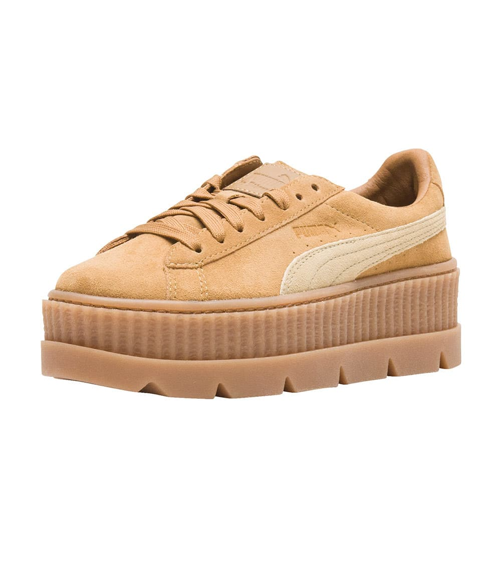 on sale 99616 dac54 Puma x Fenty Suede Cleated Creeper