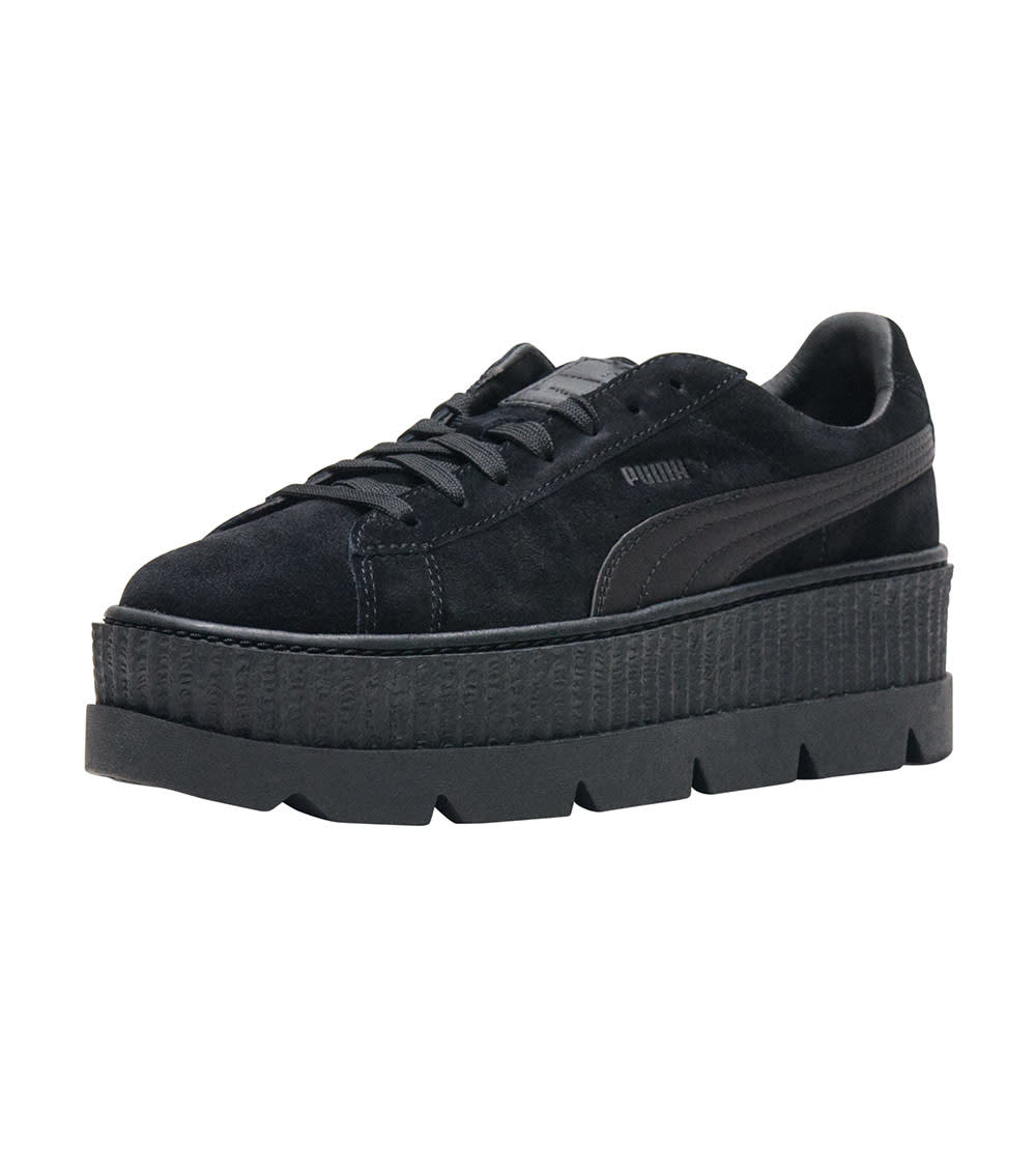 on sale a7976 5cabe Puma x Fenty Suede Cleated Creeper