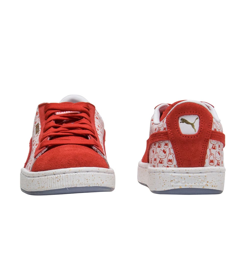 online store 67c6d bb505 Hello Kitty Suede
