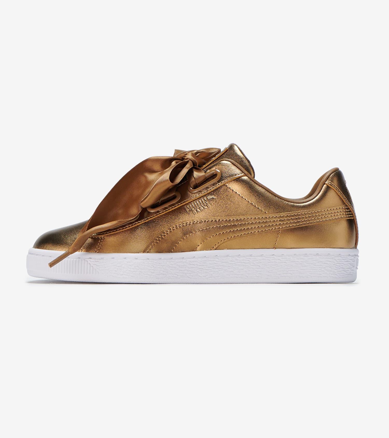PUMA Basket Heart Luxe Schuhe