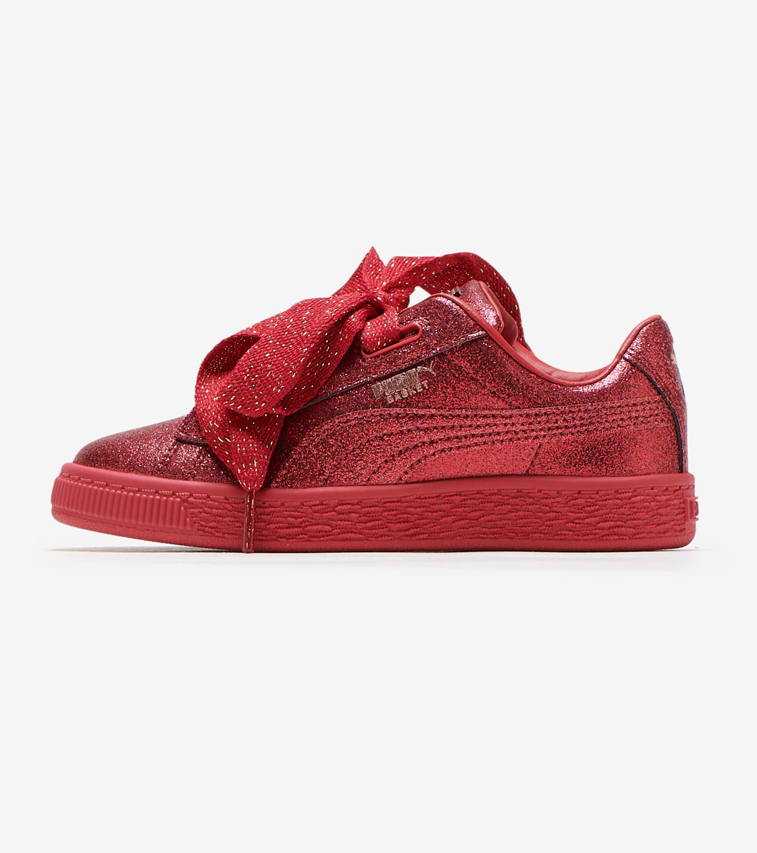 online store d3037 b6643 Basket Heart Glam