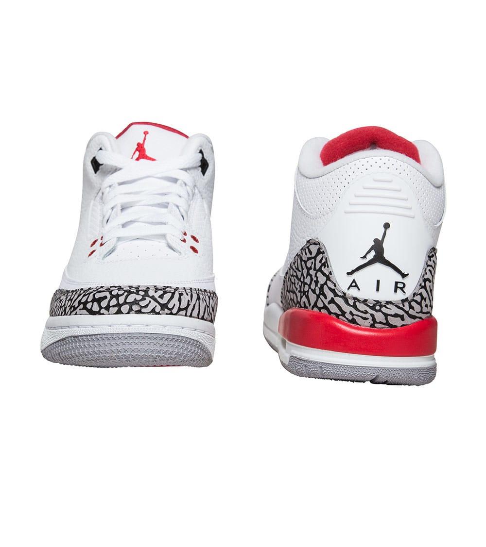 quality design ed2c6 8cab5 Air Jordan 3 Retro Big Kids