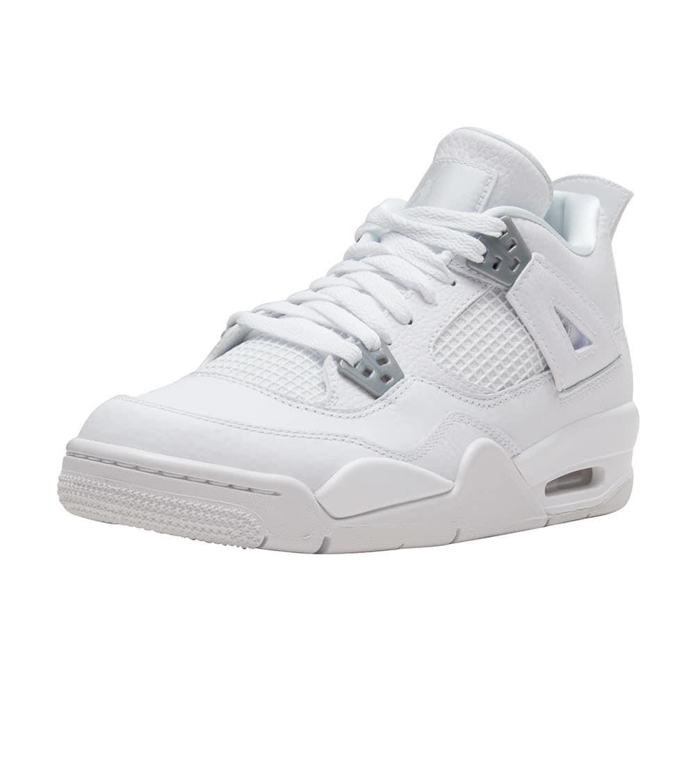 white jordan retro 4