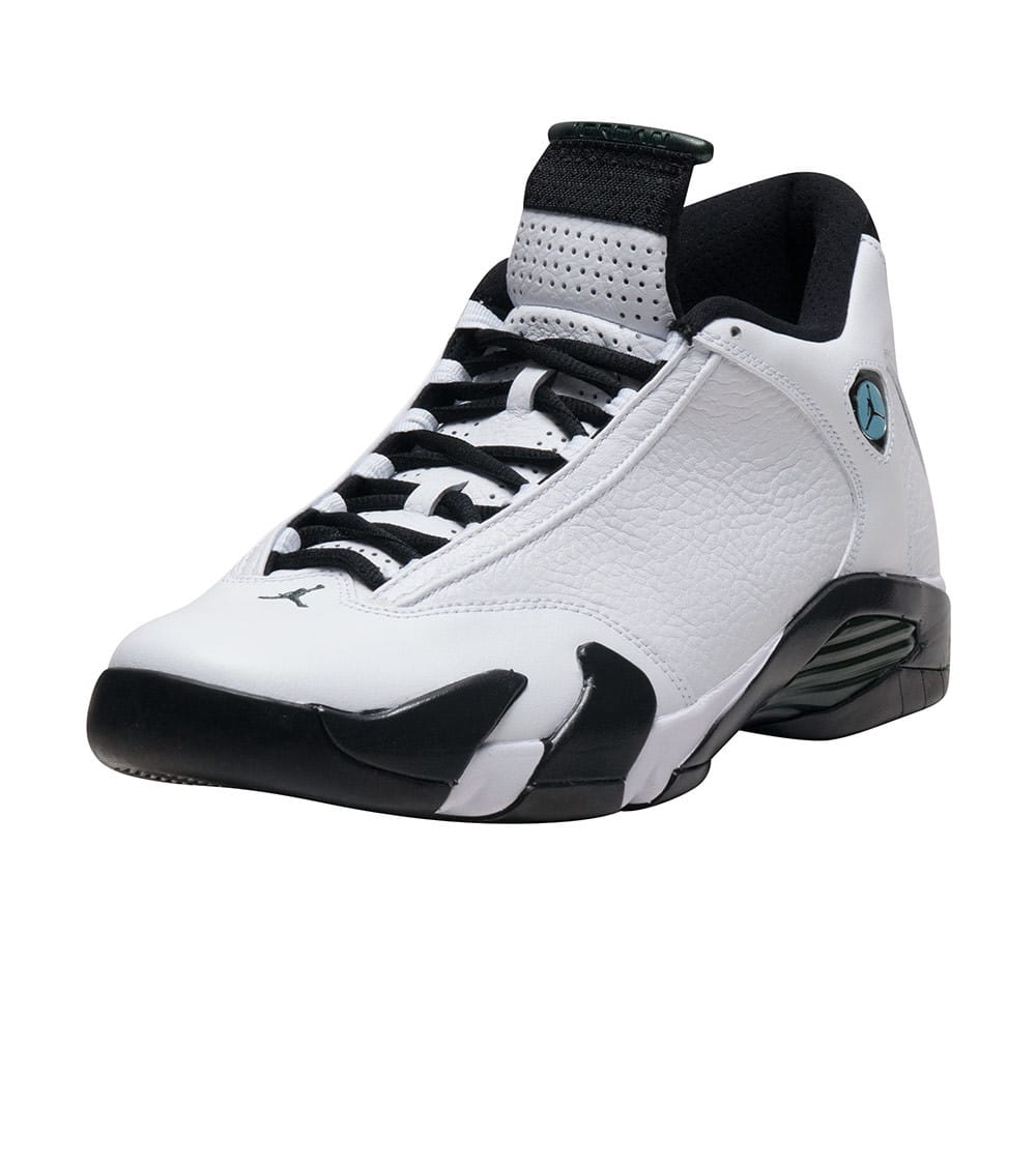 separation shoes 48976 756be RETRO 14 OXIDIZED GREEN SNEAKER