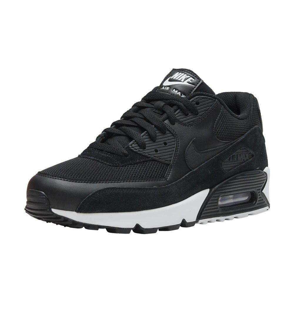 Nike NIKE Air Max 90 men's sneakers AIR MAX 90 ESSENTIAL 537,384 077 shoes black [628 Shinnyu load]