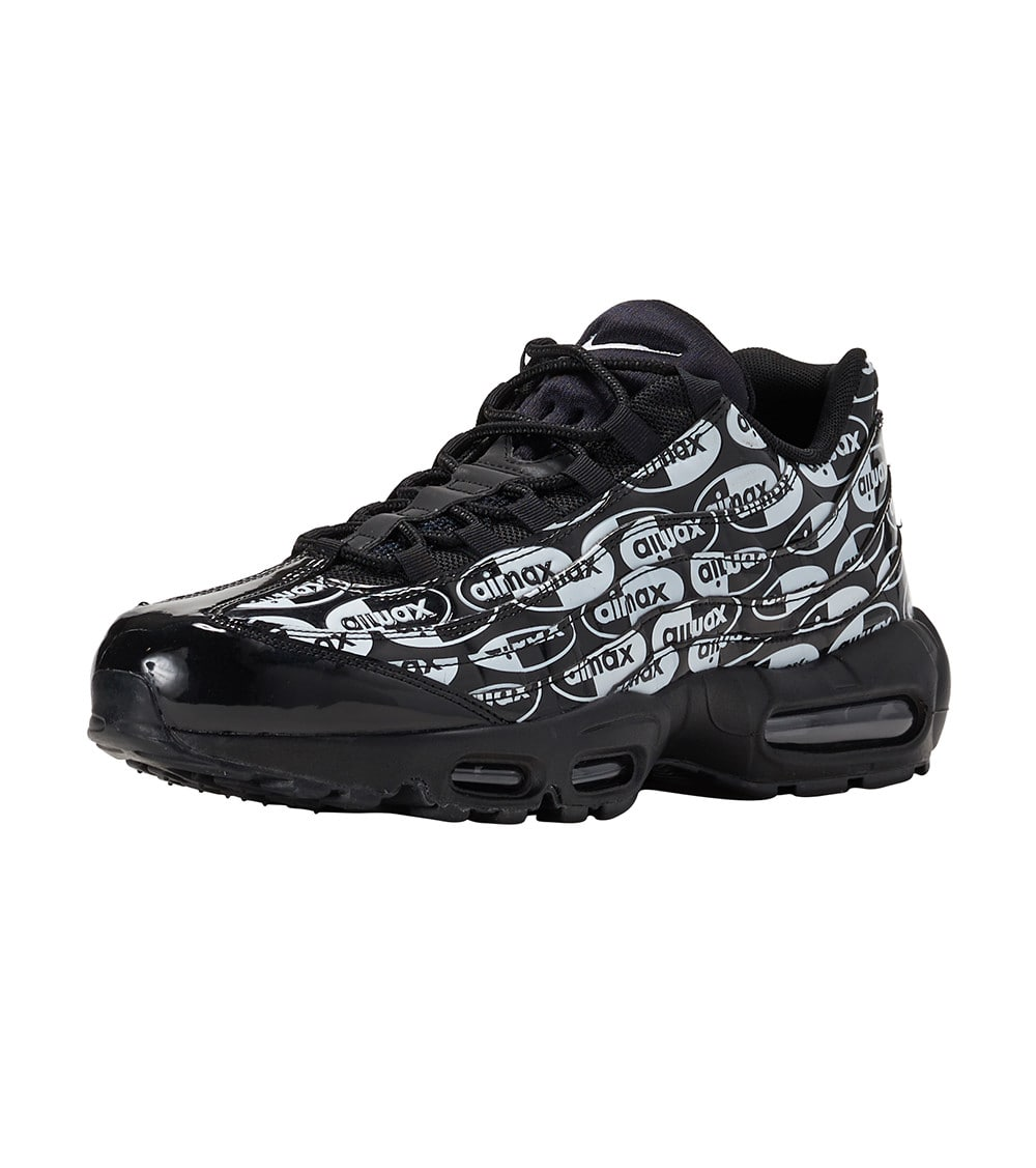 Nike NIKE Air Max 95 sneakers men AIR MAX 95 PREMIUM black black 538,416 017