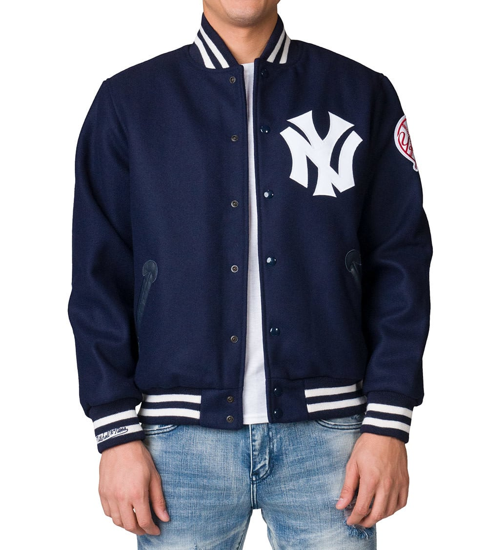 New York Yankees Jackets, Yankees Pullovers, Track Jackets