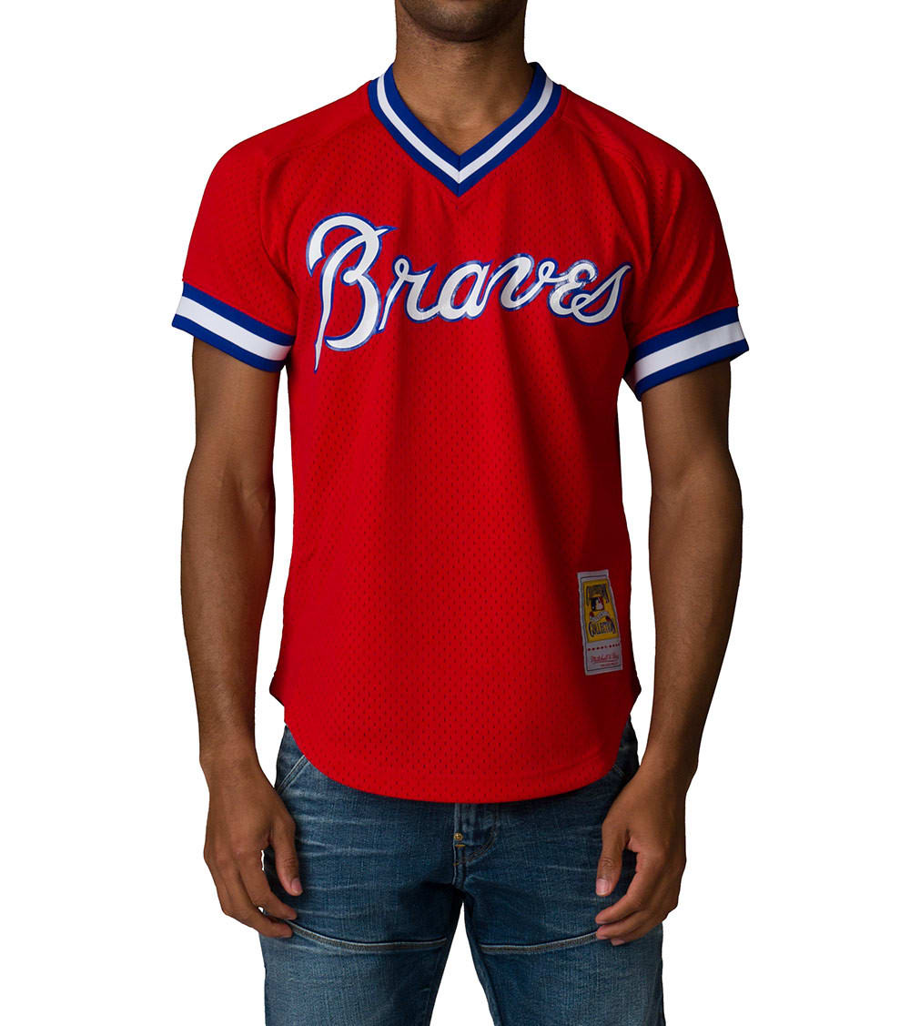 sports shoes f83f4 c1d2a Atlanta Braves Dale Murphy Jersey
