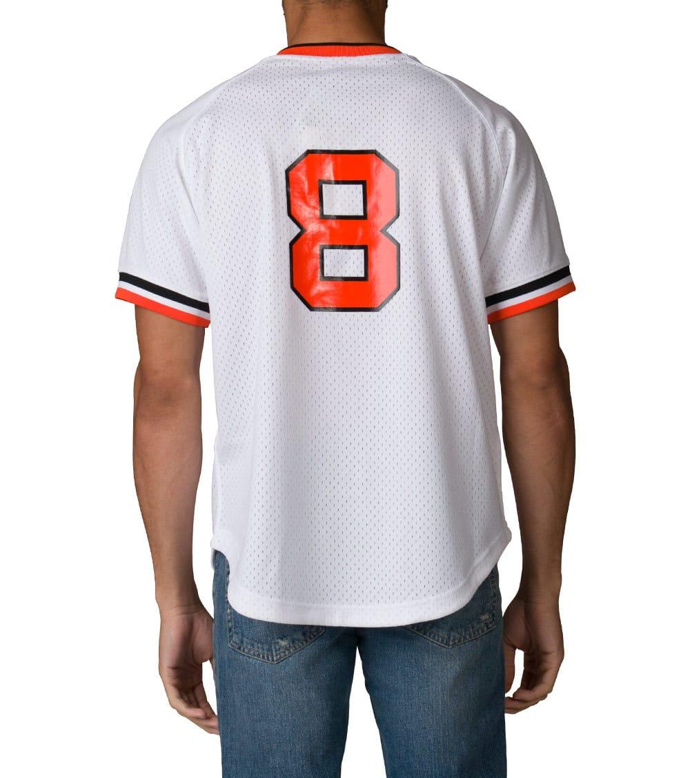 half off 8c584 558ad Baltimore Orioles Cal Ripken Jersey
