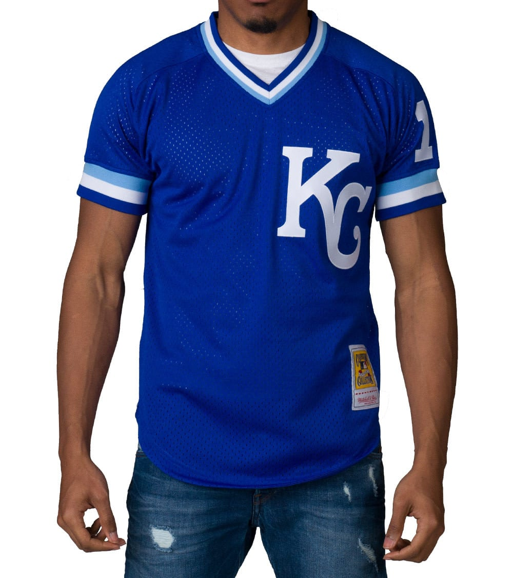 outlet store 6b553 aa384 1989 BO JACKSON KC ROYALS JERSEY