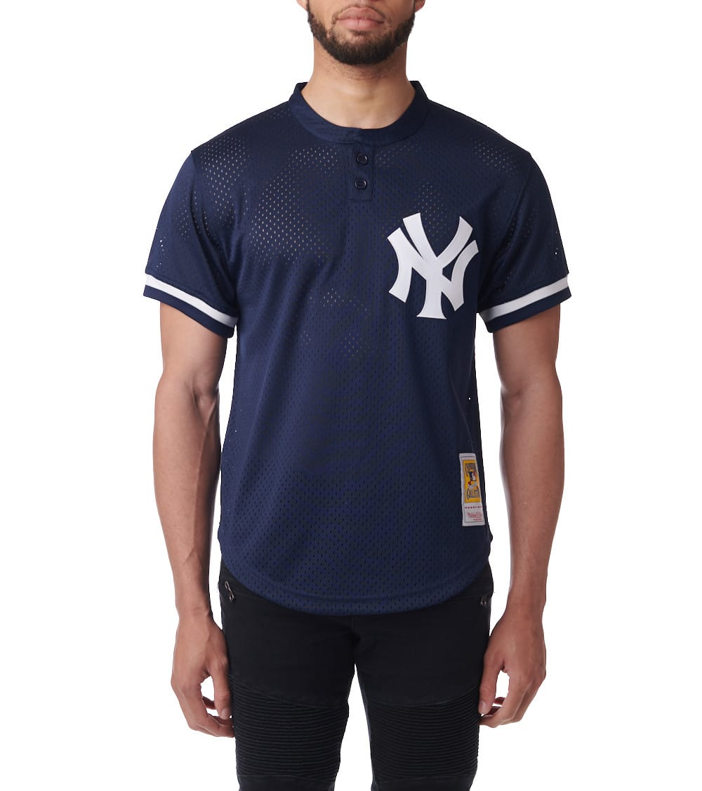 watch 9b701 e9337 NY Yankees Mariano Rivera BP Jersey