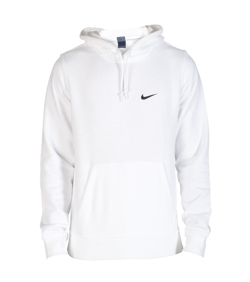 new style d892c e82c8 NIKE CLUB SWOOSH PULLOVER HOODIE