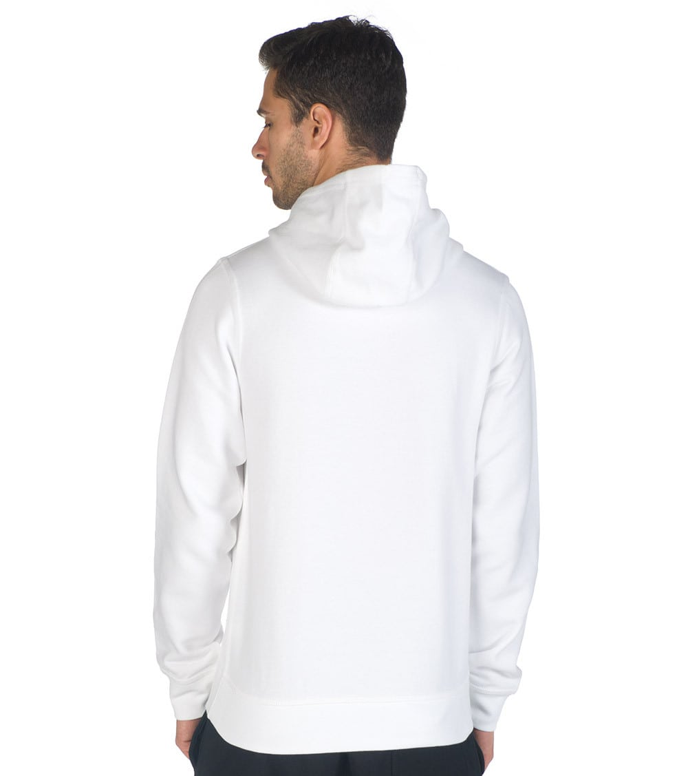 the latest classic style casual shoes NIKE CLUB SWOOSH PULLOVER HOODIE