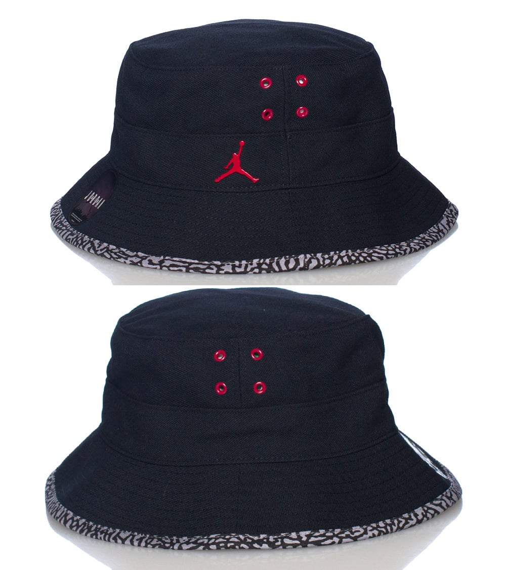authentic jordan bucket cap fcb89 91b90