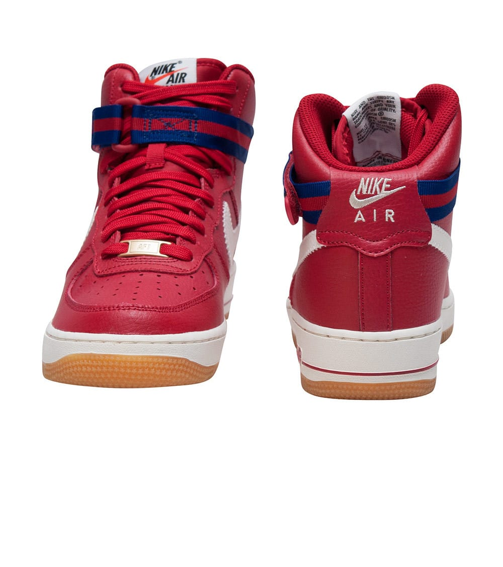 Ammco bus : Nike air force 1 hi red