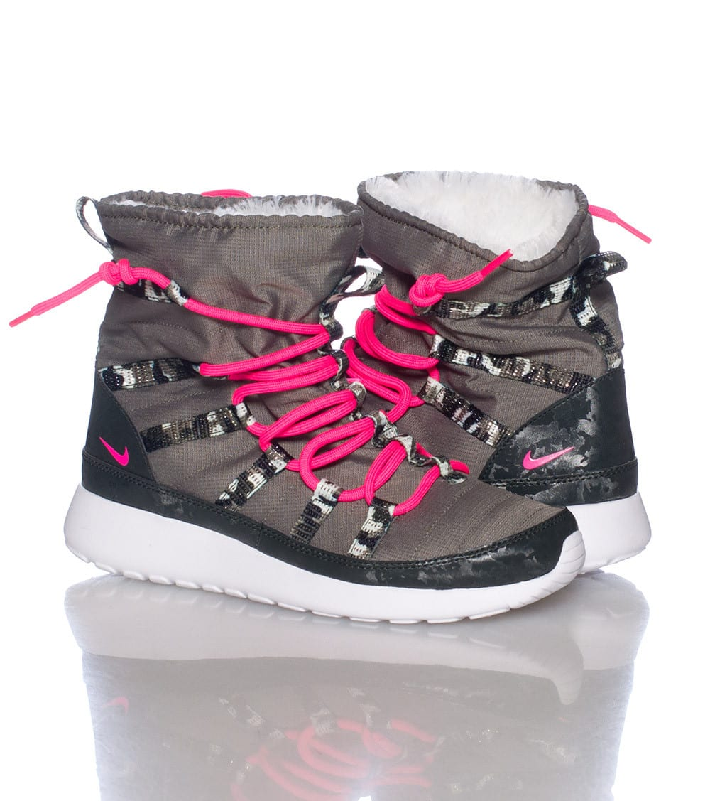 Sale Nike Roshe Run Winter & Sneakerboot Damen & Herren