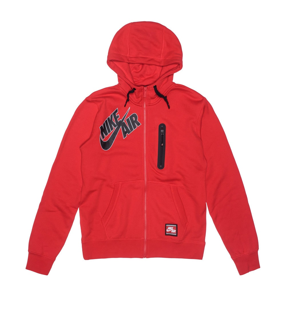 well known coupon codes cheapest price NIKE AIR BONDED FULL ZIP HOODIE
