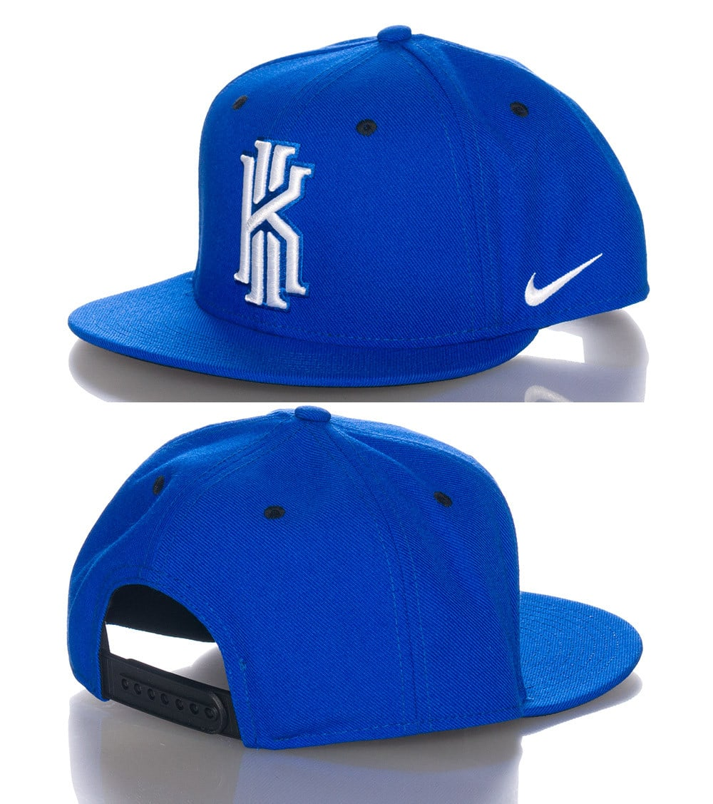 quality design a0f47 59f9b QT S+ P KYRIE 1 TRUE SNAPBACK CAP