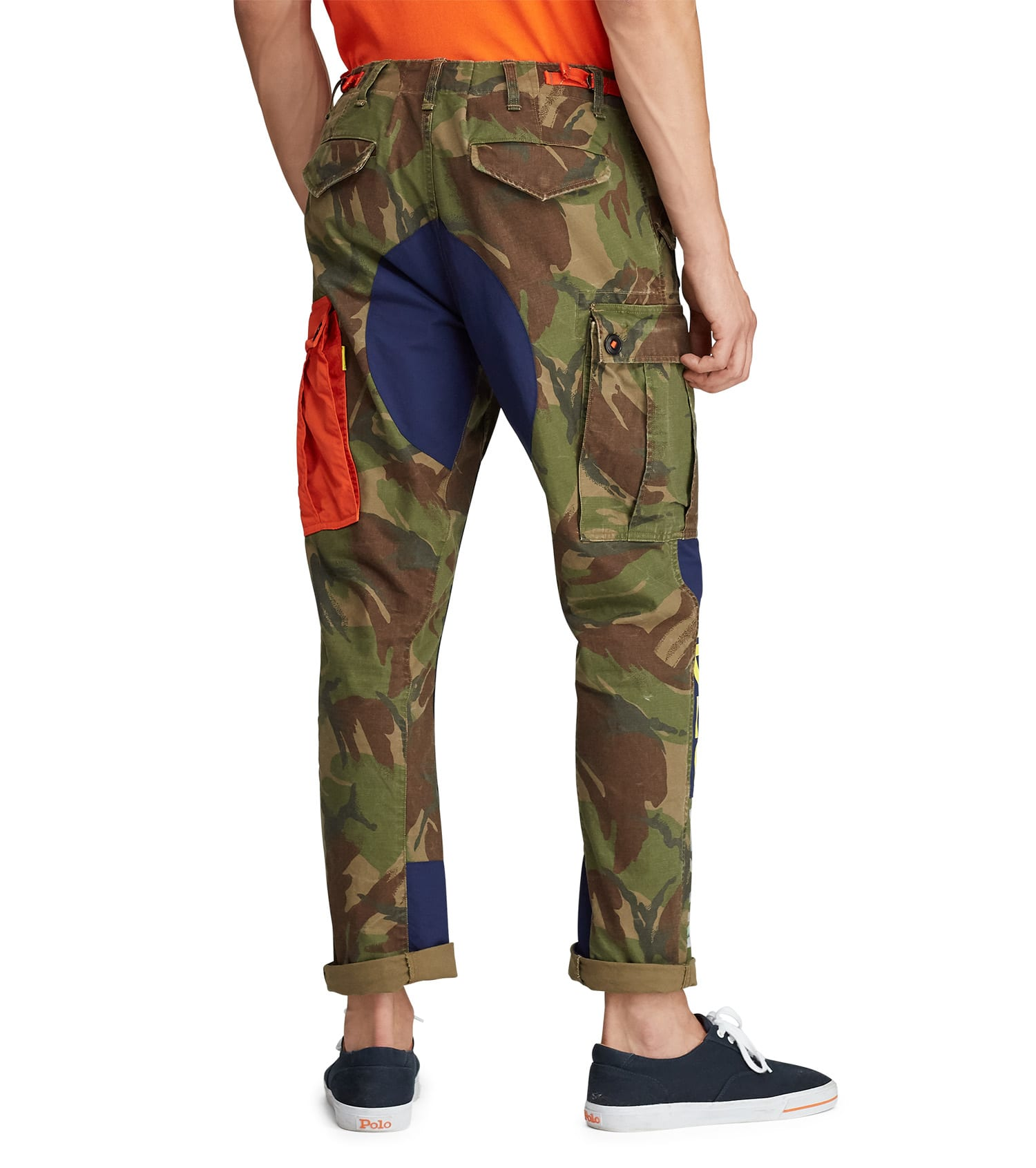 cheap for discount best loved in stock Slim Fit Camo Cargo Pant