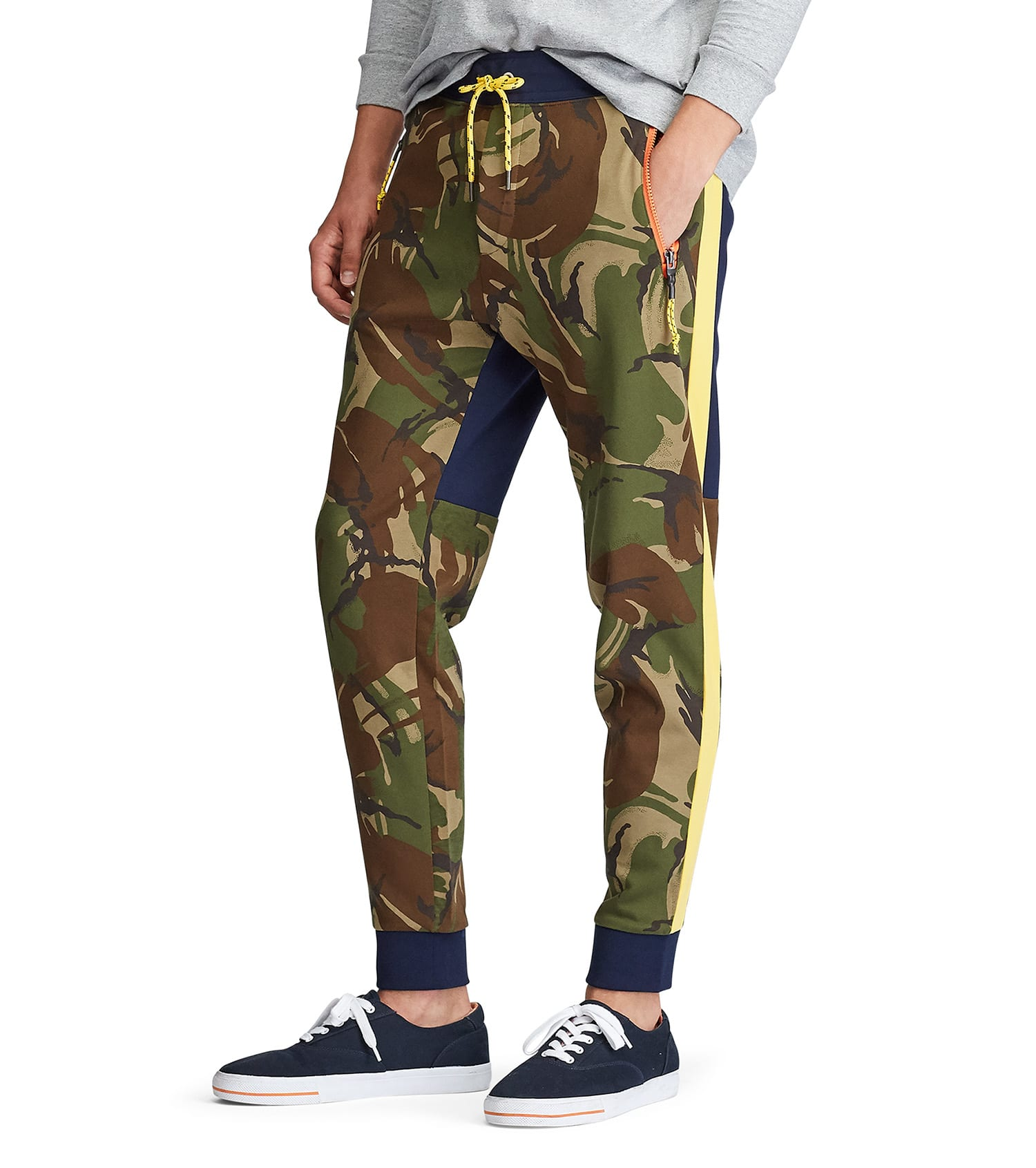 the latest discount shop exquisite style Camo Double-Knit Jogger