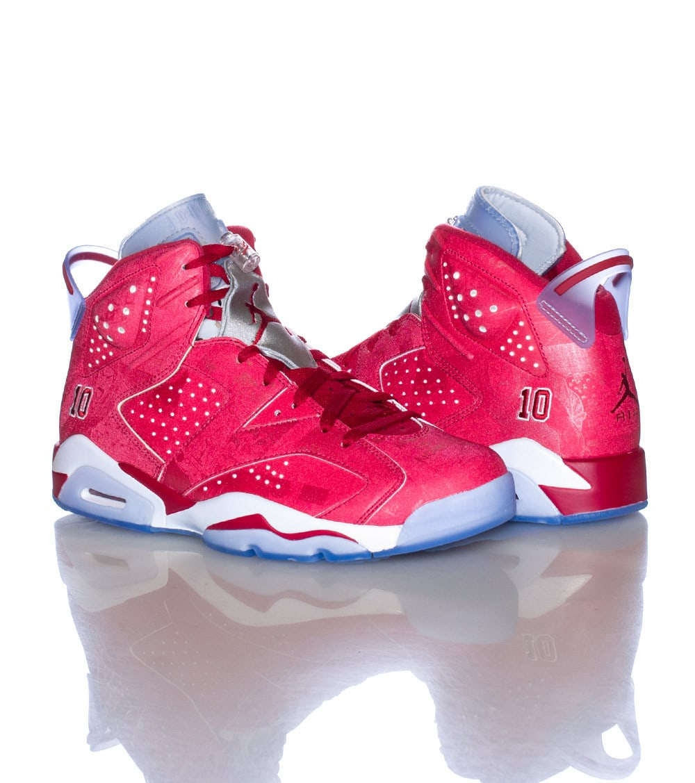 new styles b518b 54202 RETRO 6 SLAM DUNK SNEAKER