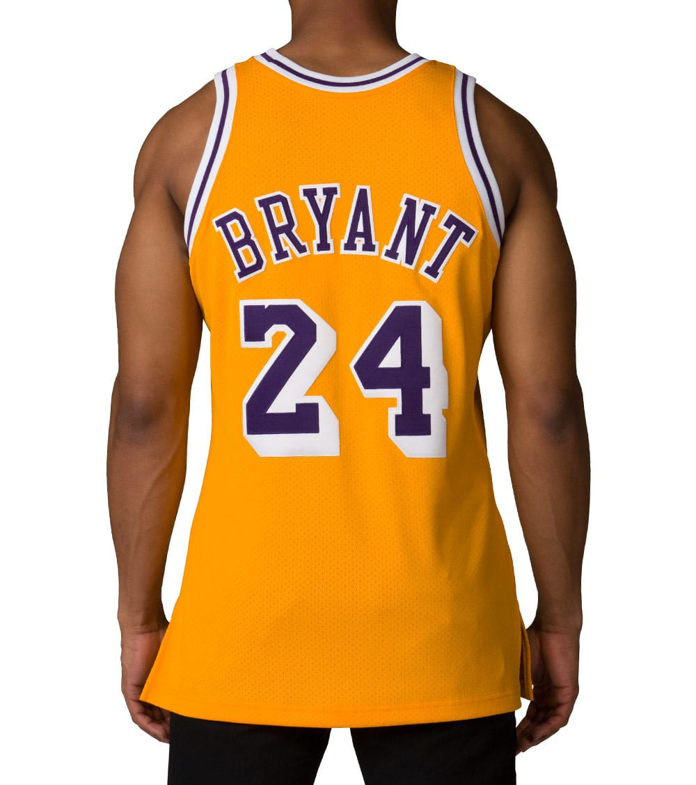 premium selection f1958 30248 Los Angeles Lakers Kobe Bryant Jersey