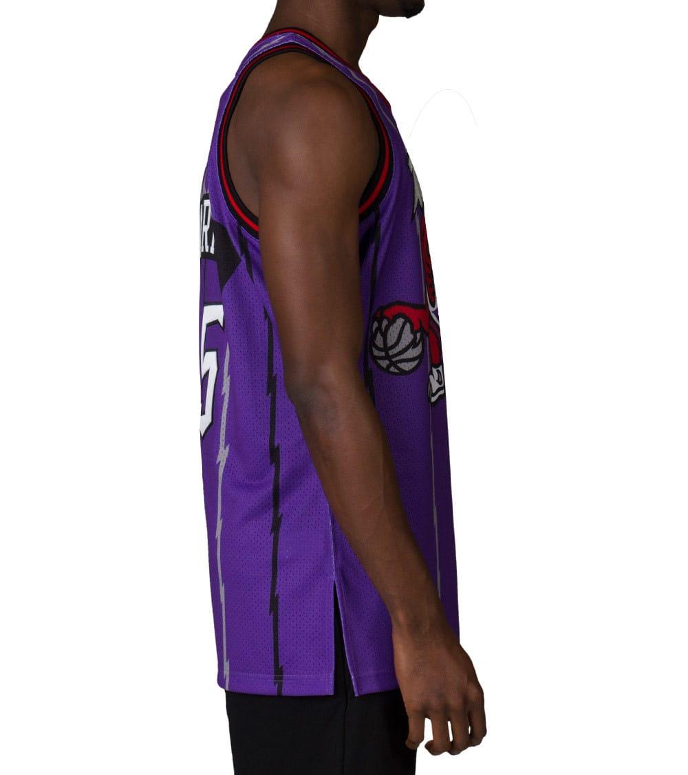 huge discount 318f7 dfd45 Toronto Raptors Vince Carter Jersey