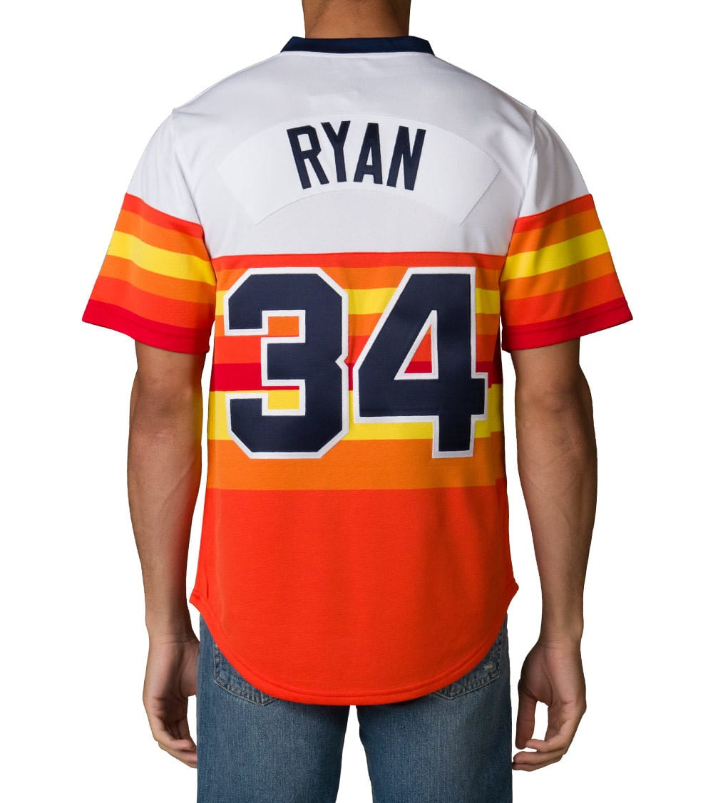 watch 78839 aa7d4 Houston Astros Nolan Ryan Jersey