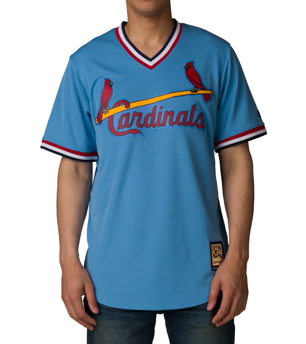 huge selection of 14aa8 a6bc5 St. Louis Cardinals 1967 Replica Jersey