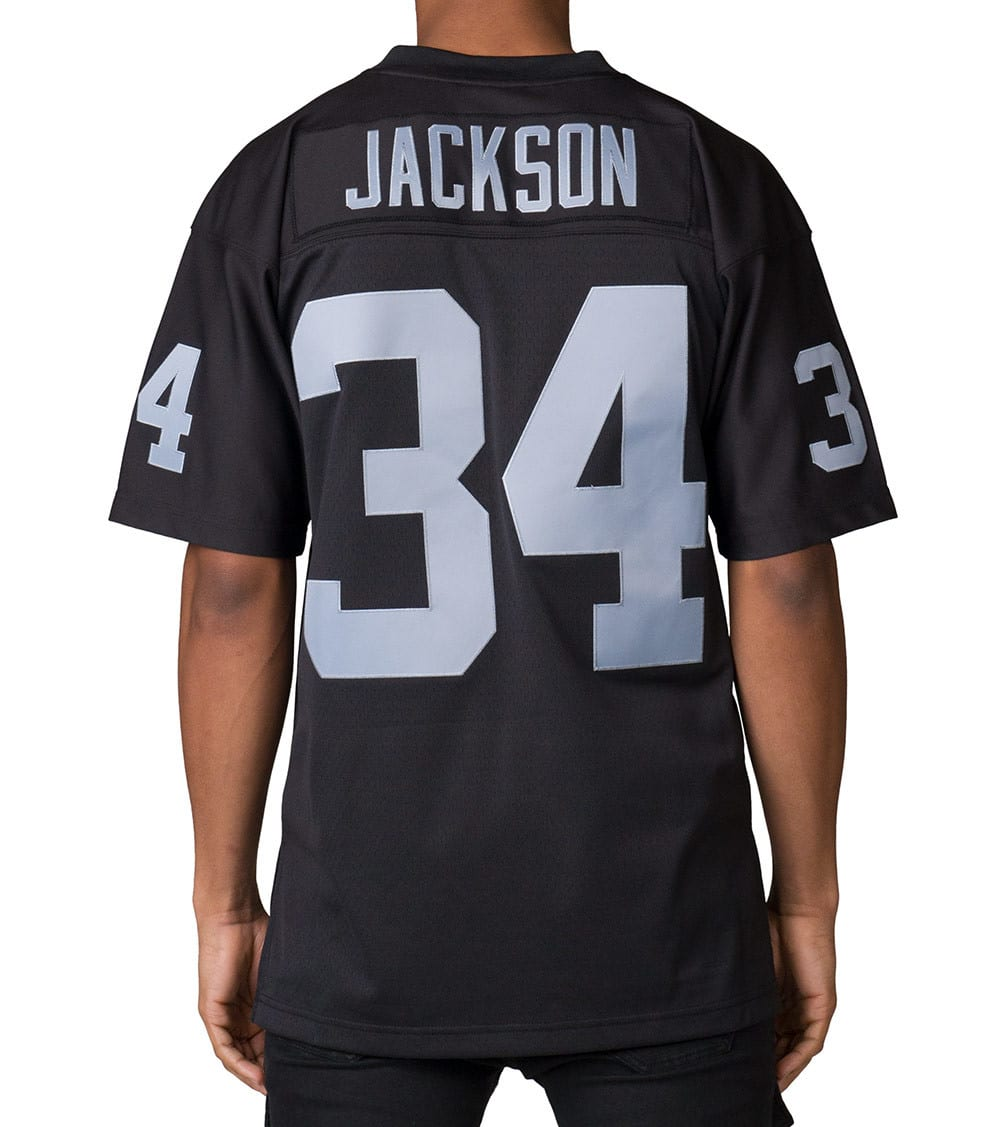 competitive price 815d0 96dc9 Oakland Raiders Bo Jackson Jersey