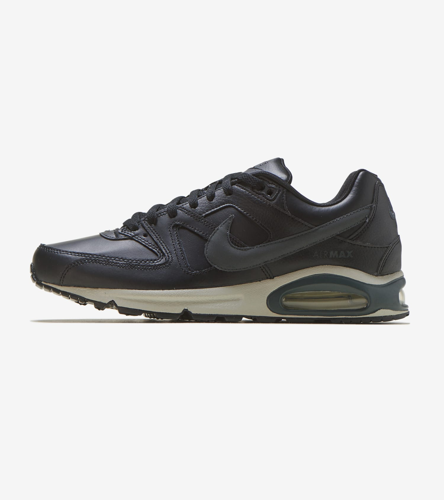 Nike Air Max Command Leather (Black) 749760 001 | Jimmy Jazz