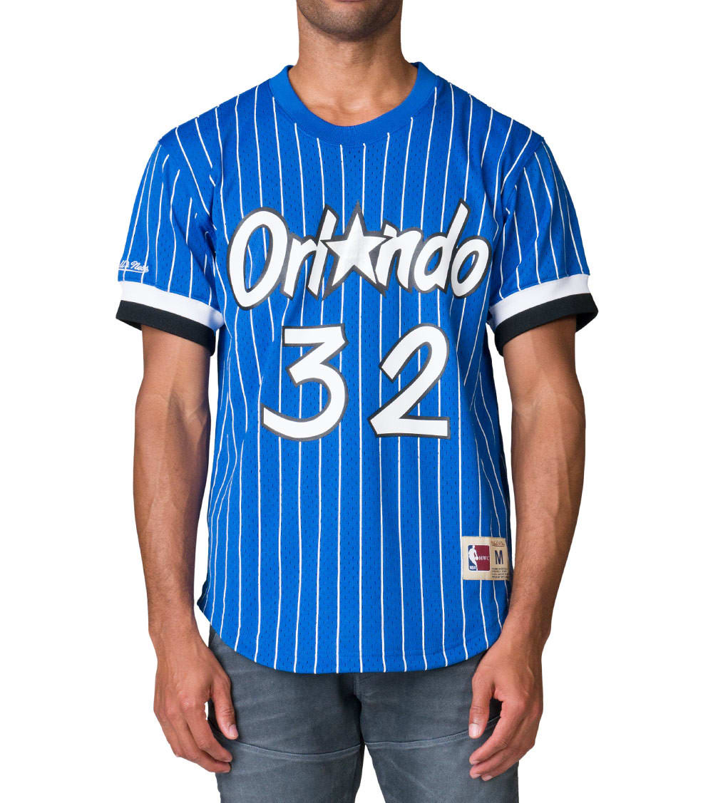 timeless design a04ce 9c418 Shaql Orlando Magic Jersey JJ Exclusive