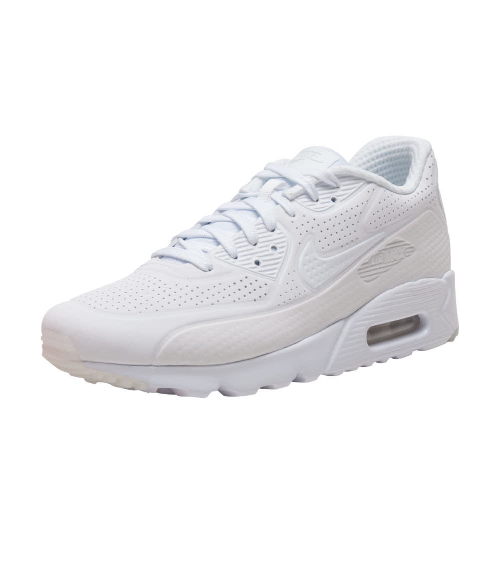 Buy Nike Air Max 90 Ultra Moire White Trainers Store