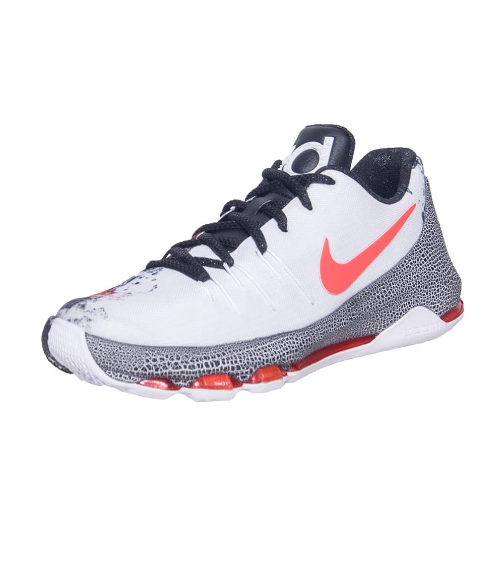 Nike KD 8 Xmas Basketball Shoes Boys' 6.5 824464 106 Women's